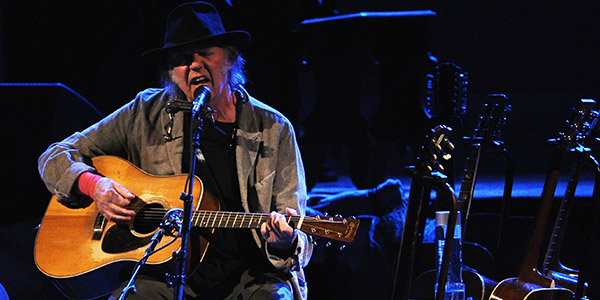 Watch Neil Young's
