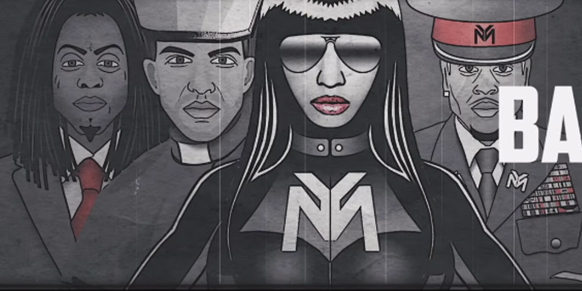 """EXCLUSIVE: Creator Of Nicki Minaj's Nazi-Themed """"Only"""" Video Issues Statement"""