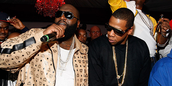 """Rick Ross, Jay Z, Timbaland Collaborate On """"Movin' Bass"""""""