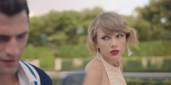 Watch Taylor Swift's Amazing Video For