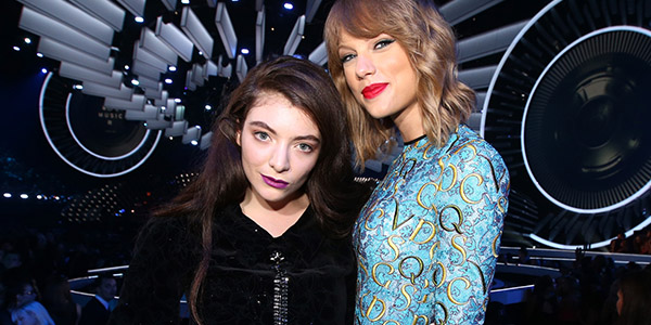 Lorde Perfectly Responds to Diplo's Taylor Swift Booty Tweet