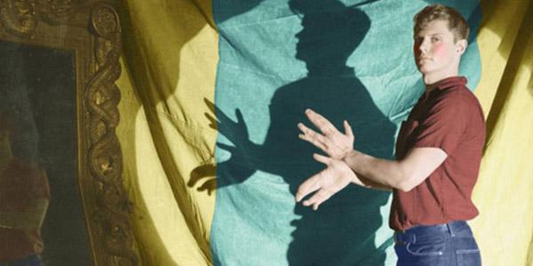 'American Horror Story''s Evan Peters Covers