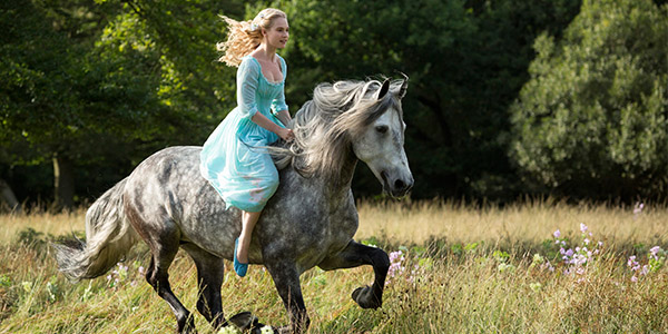 Watch the Trailer For Disney's Live-Action 'Cinderella' Movie