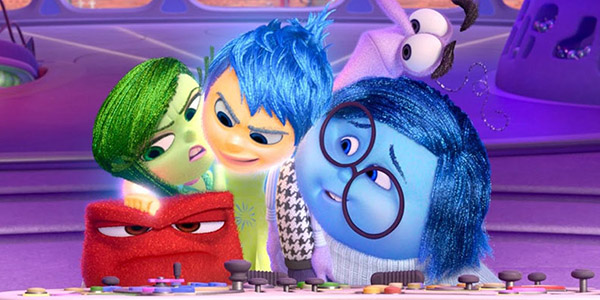 Pixar Releases New Promo Posters For 'Inside Out'