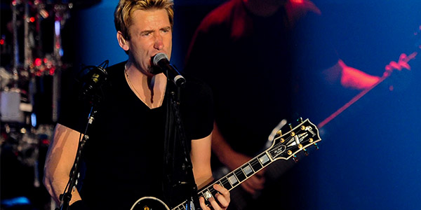 Nickelback's New Song Was Inspired by Ferguson Protests
