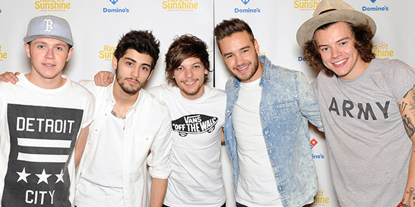 Study Finds That Patriots Fans Love One Direction