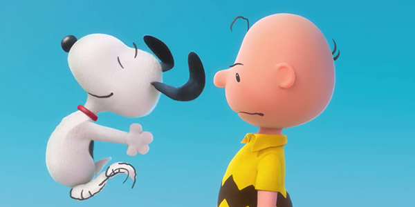 Watch the Official Trailer for the 'Peanuts' Movie