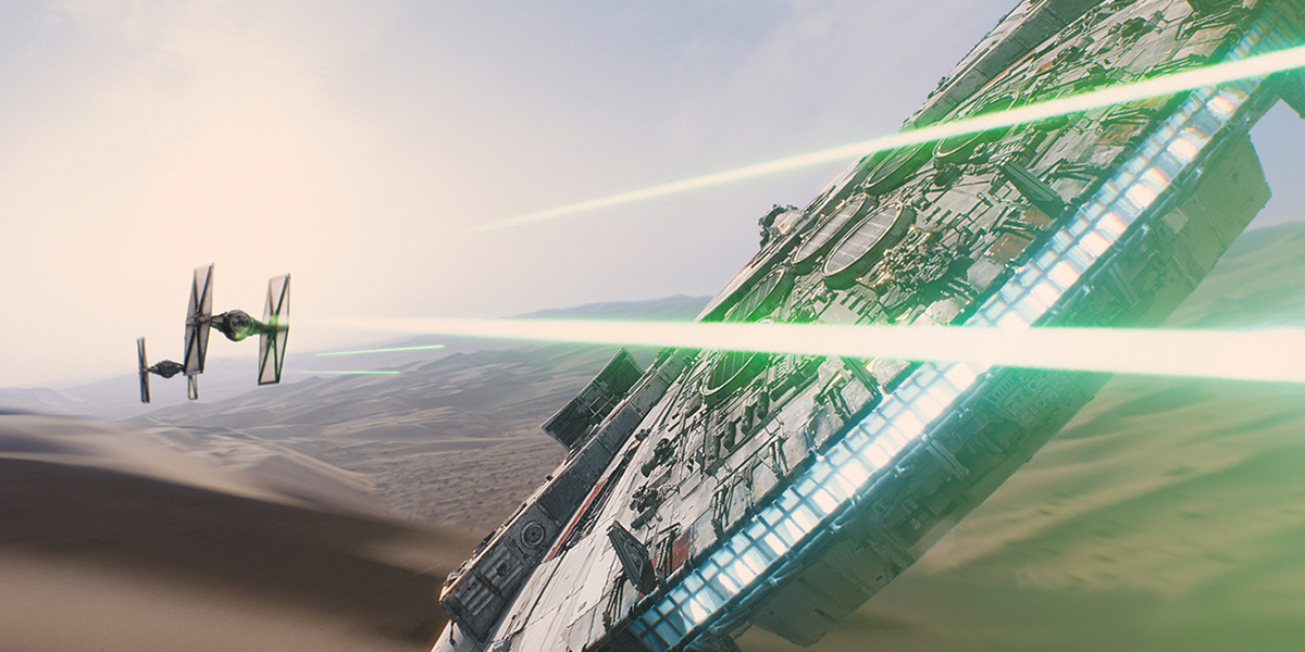 Watch the 'Star Wars: The Force Awakens' Teaser!