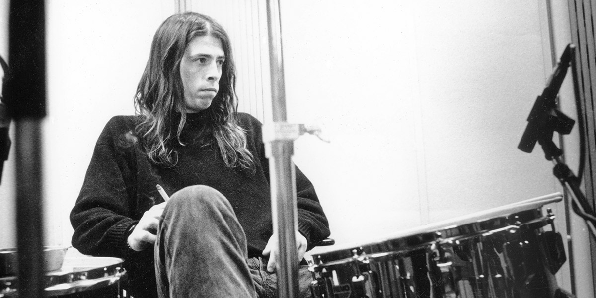 """Listen to Nirvana-Era Dave Grohl Track, """"Hooker On the Street"""""""