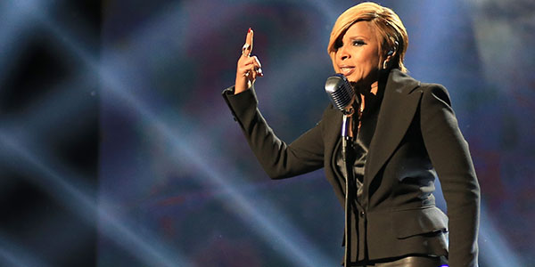Watch Mary J. Blige's Video For