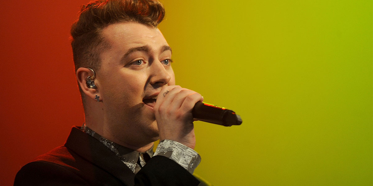 Go Behind the Scenes of Sam Smith's 'VIBE' Cover Shoot