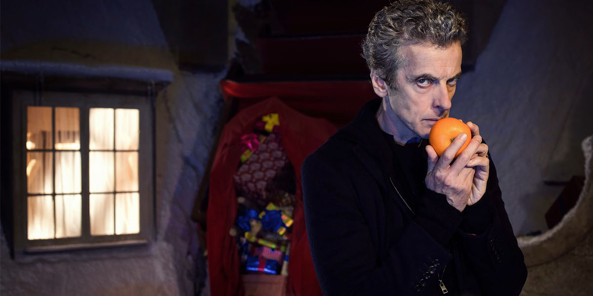 Watch the Official 'Doctor Who' Christmas Special Trailer