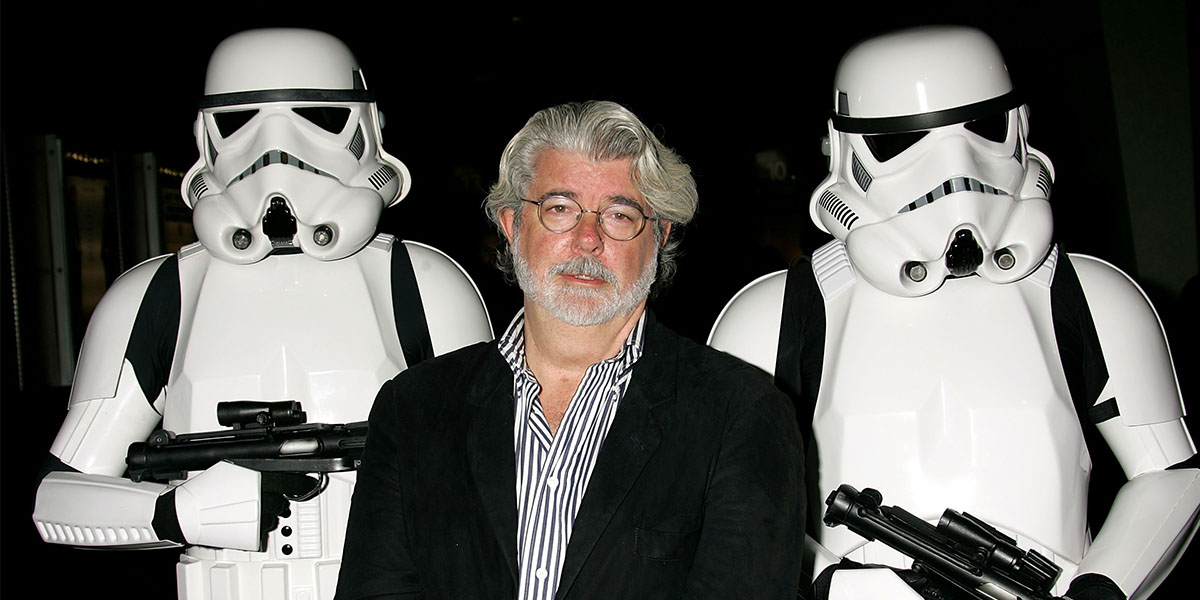 George Lucas Finally Says Something Nice About 'Star Wars' Episode VII