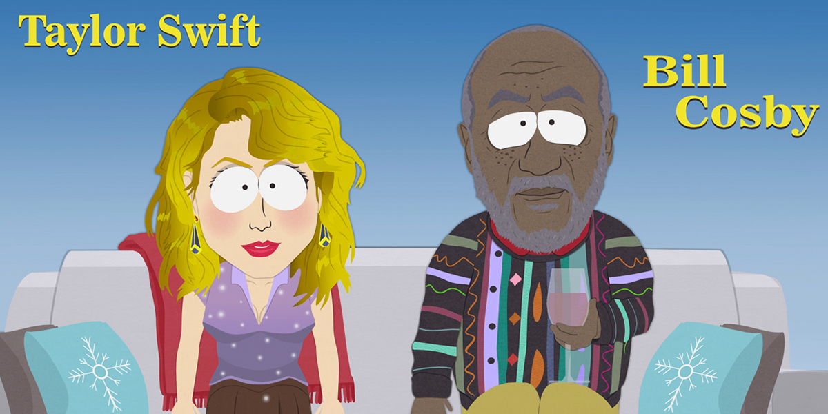 'South Park' Finale Had Taylor Swift Dueting With Bill Cosby