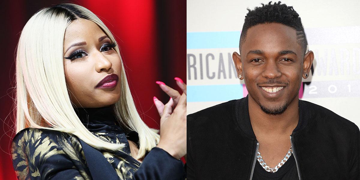 Nicki Minaj Says Kendrick Lamar Copied Her Style