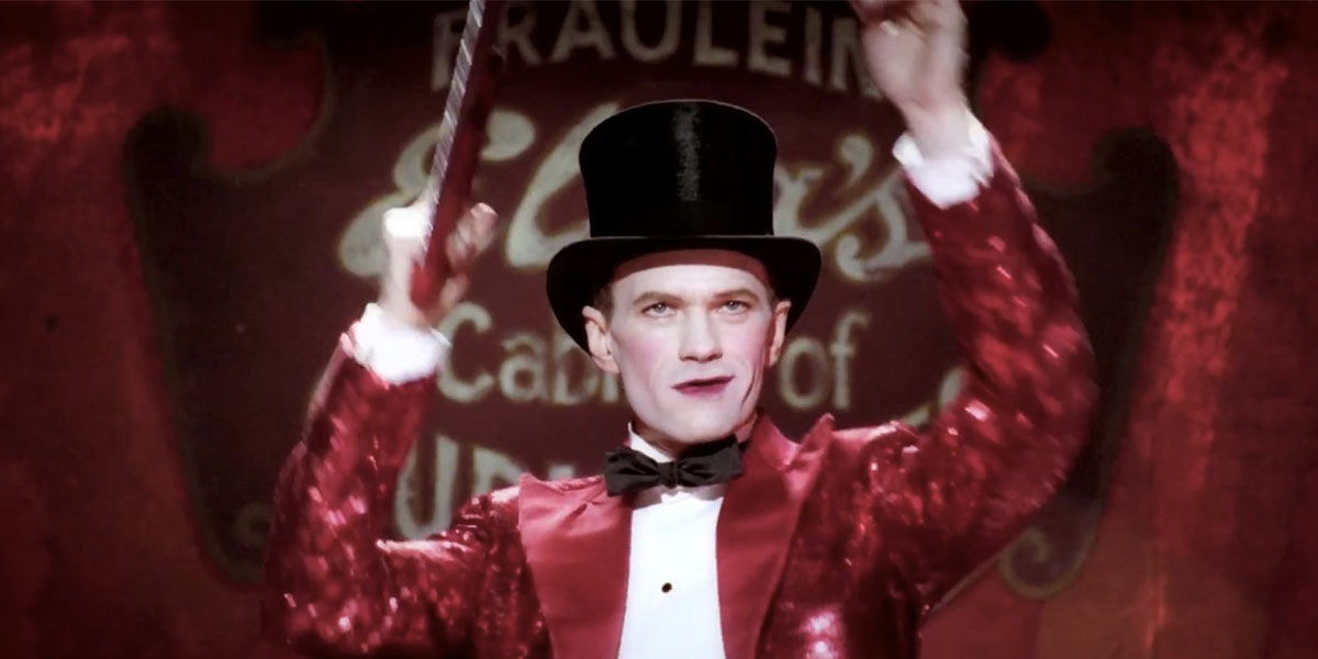 Get Your Look at NPH On 'American Horror Story: Freak Show'