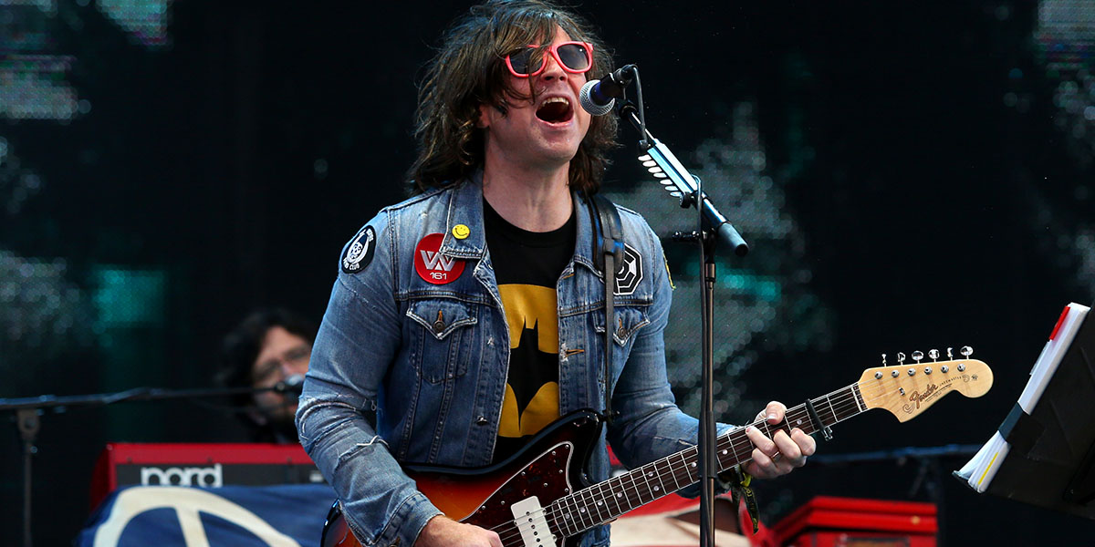 Ryan Adams and 7-Eleven Have a Love Fest Via Social Media