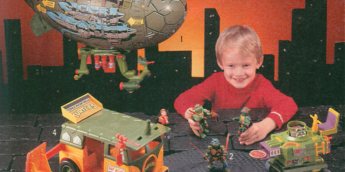 15 Top Toys on Your Christmas List … From the 1989 Sears Wish Book