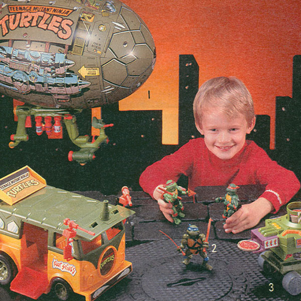 15 Top Toys on Your Christmas List … From the 1989 Sears