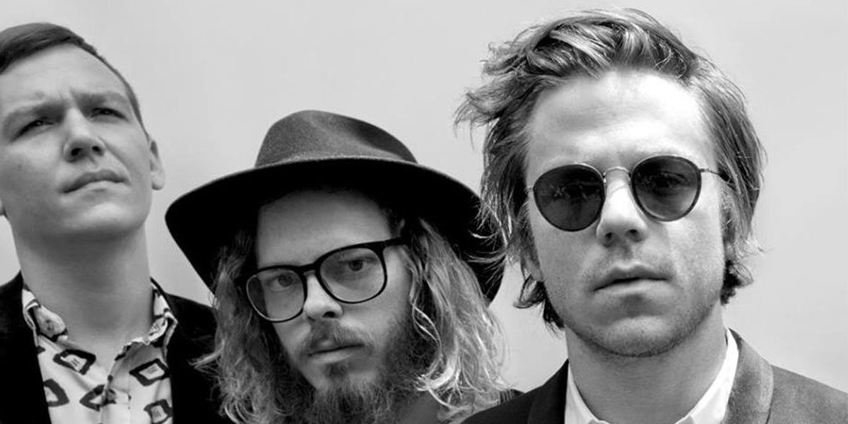 Cage the Elephant On Their Stagediving Mishap