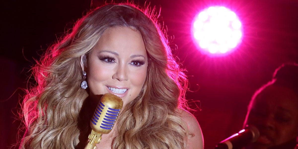 Mariah Carey and Lady Gaga Wish Us a