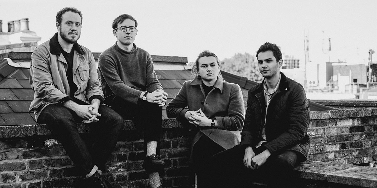 Five Minutes to the Stage With Bombay Bicycle Club