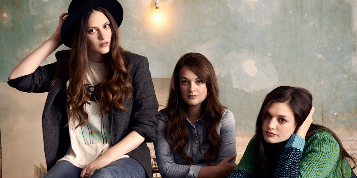 Brit Folk-Rock Sisters the Staves Take On