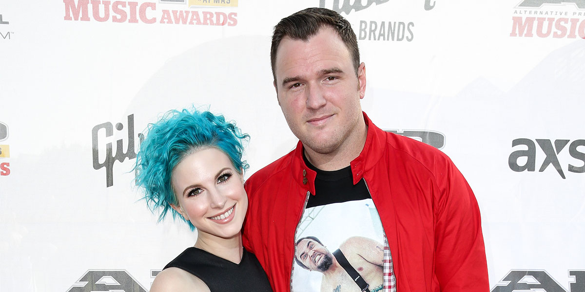 Hayley Williams and Chad Gilbert Are Engaged!