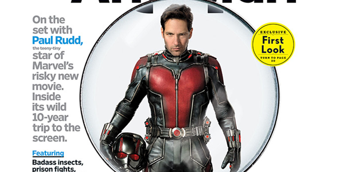 Watch the Official 'Ant-Man' Trailer, Starring Paul Rudd