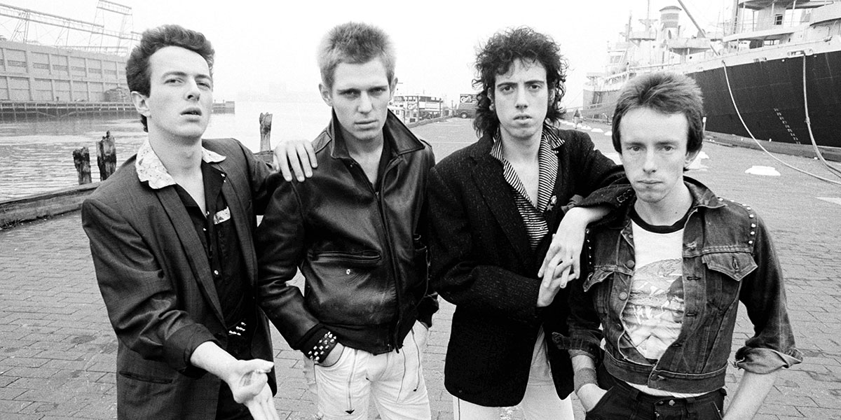 Watch BBC Documentary 'The Clash: New Year's Day '77' In Full
