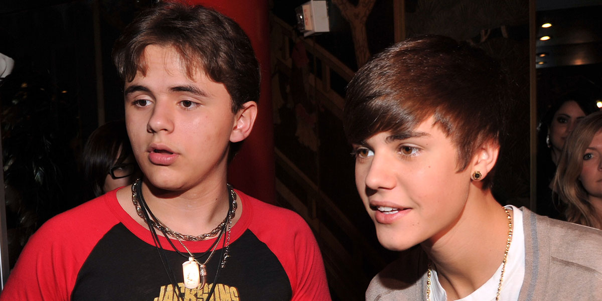 Is Michael Jackson's Kid Making Music With Justin Bieber?