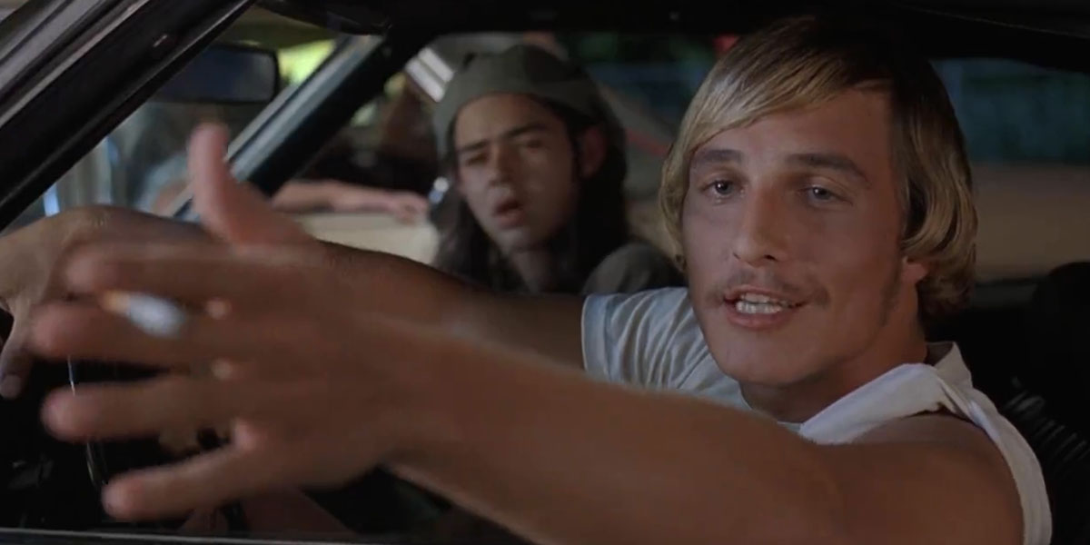 Watch Matthew McConaughey's 'Dazed and Confused' Audition Tape