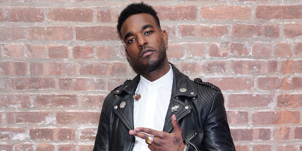 Wrote for Breezy and Beiber, toured with Bey.. Who is Luke James?
