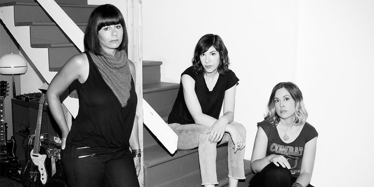 Exhume Your Idols: Sleater-Kinney and the Mythos of Women in Rock