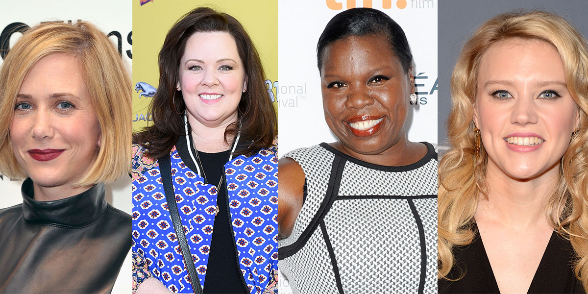 All-Female 'Ghostbusters' Cast Announced