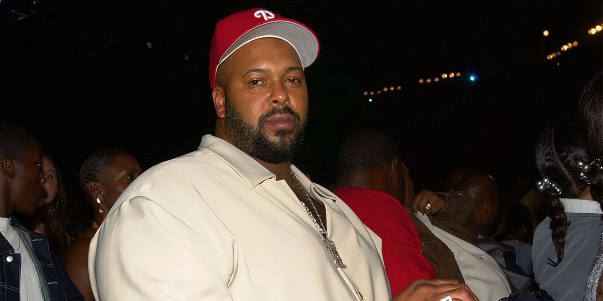 Suge Knight Arrested For Murder