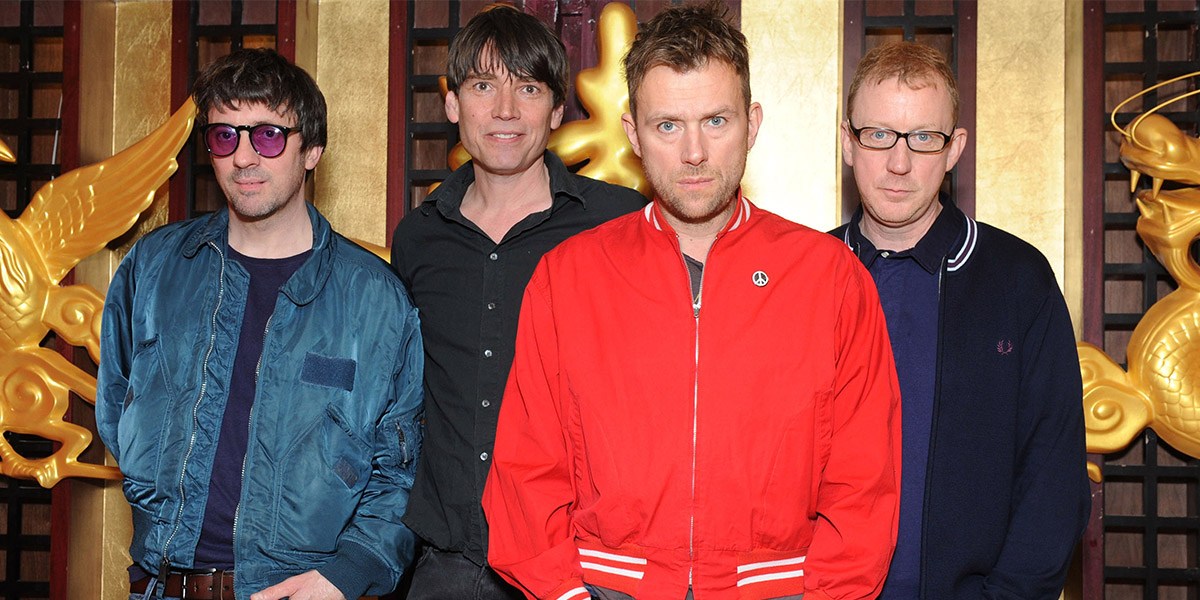 Blur Announces First New Album in 12 Years; Releases New Single