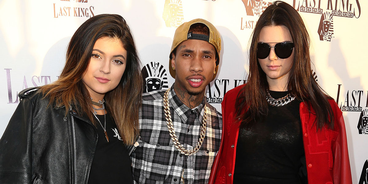 Tyga Claims He's Not Dating 17 Year Old Kylie Jenner