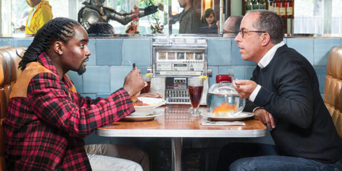 Wale and Jerry Seinfeld On the Cult of Celebrity and Too Much Time